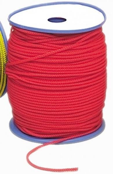 Relags Seil 200 Meterrolle 4 mm rot