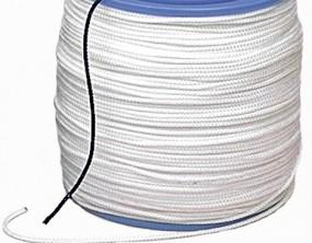 Relags Seil 200 Meterrolle 4 mm weiss