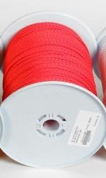 Relags Seil 30 Meterrolle 3 mm rot
