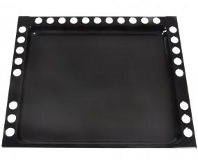 Bodenplatte, Nirosta für SMEV-Backöfen mit Grillspieß