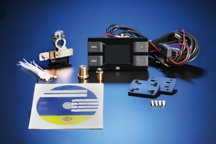 Batteriesensor IBS 200X Set Aufbau