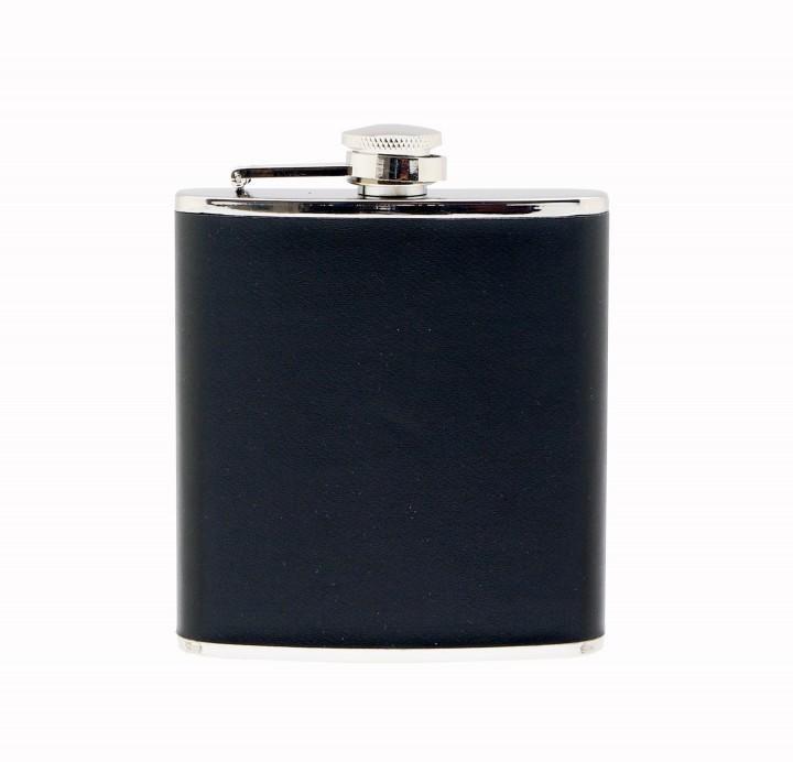 Relags Flachmann 'Leder' 120 ml
