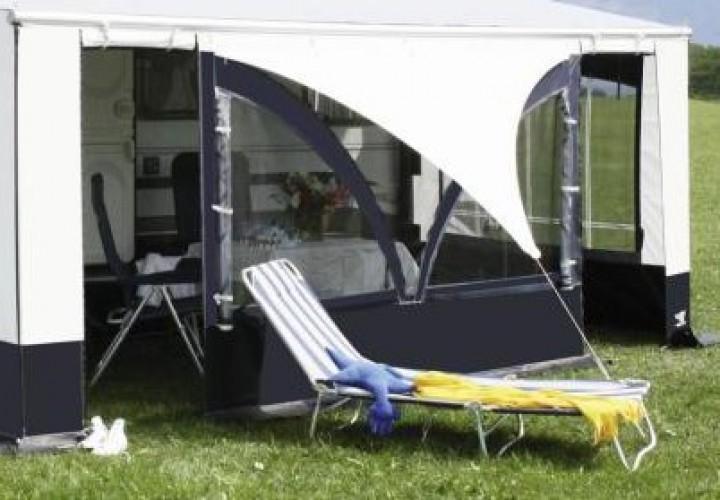 wigo vorderwand fun f r rollmarkise rolli premium grau. Black Bedroom Furniture Sets. Home Design Ideas