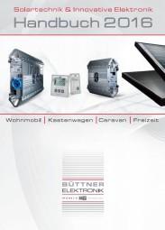 Solartechnik & Innovative Elektronik Handbuch 2016
