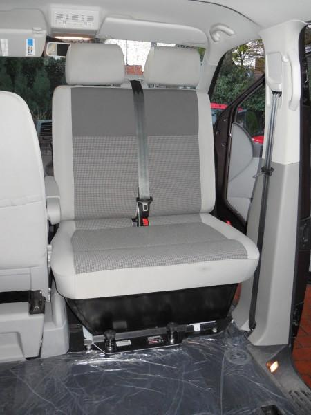 Drehkonsole Doppelsitzbank für VW T5 & T6