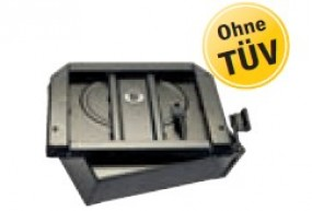 Drehkonsole VW T5/T6 für Originalsitz mit Safe Fahrerseite oder Beifahrerseite