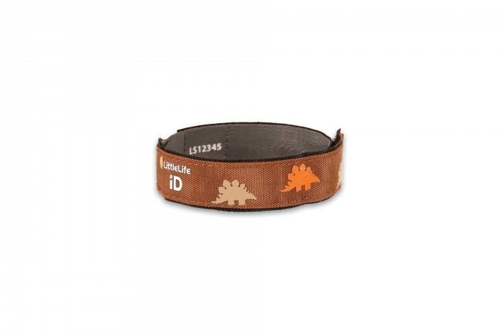 LittleLife Armband Safety iD Dino