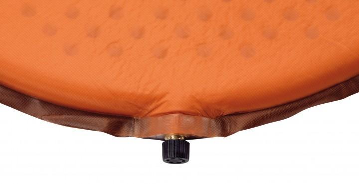 Robens selbstaufblasende Matte Air Impact 2,5 cm