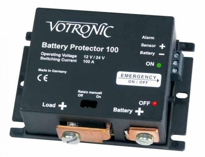 Batteriewächter Votronic Protector 100 A