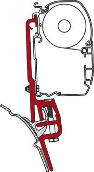 Fiamma Adapter für F45 Brandrup VW T4