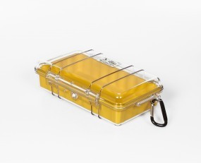 Peli 'MicroCase 1060' klar / gelb