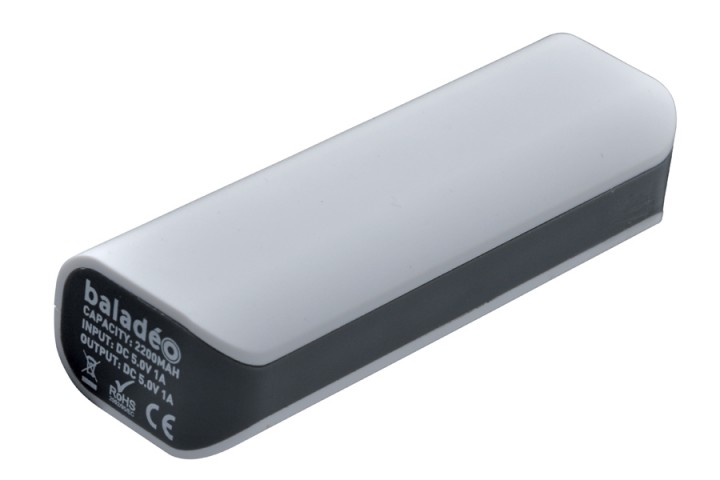 baladéo Powerbank 'Nomade' S 2200