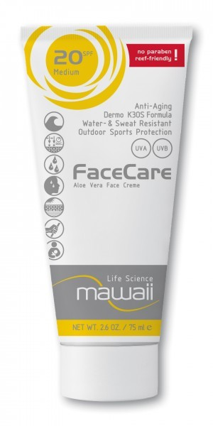 Mawaii 'FaceCare' 75 ml SPF 20