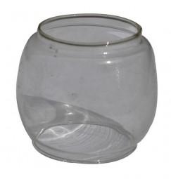 Sturmlaterne Ersatzglas für 20 cm