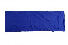Basic Nature Mischgewebe Inlett Deckenform royalblau