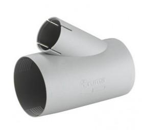 Truma Rohrteiler AB 35 grau für die Warmluftverteilung