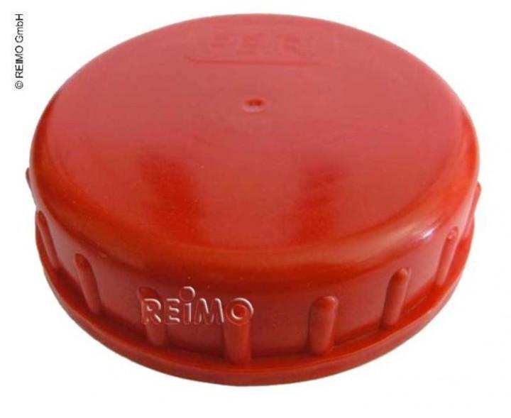 Verschluss für Weithalskanister DIN 96 rot
