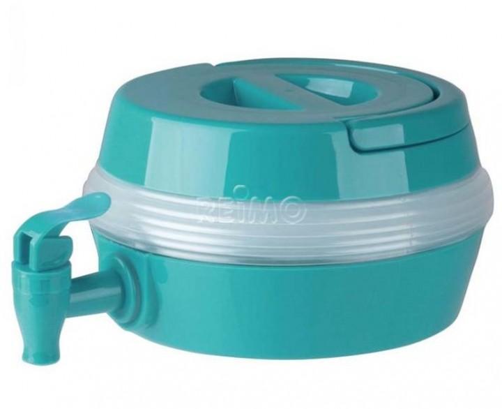 Faltbarer Wasserspender 3,5 Liter Petrol