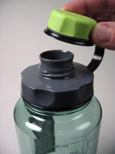 humangear Flaschendeckel 'capCAP' für Hals Ø 5,3 cm, grün