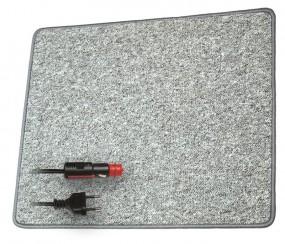 Pro Car Heizteppich 60 x 100 cm grau 230 Volt / 60 Watt