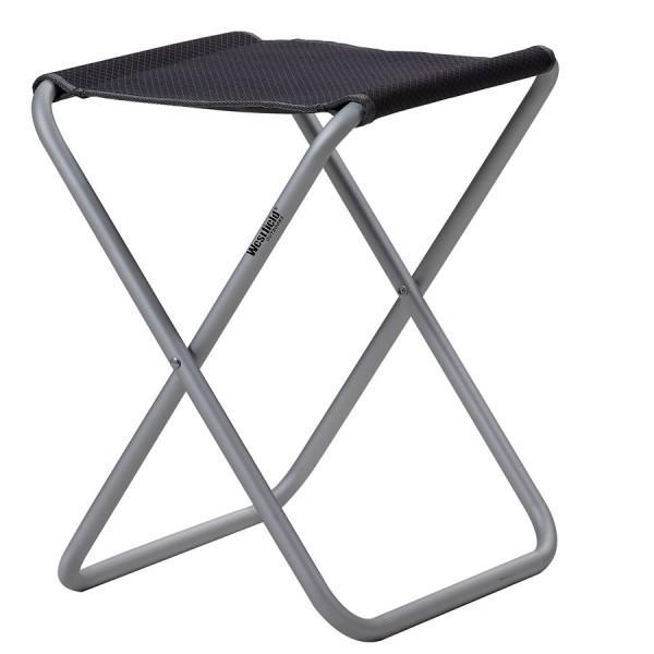 Westfield Hocker Be-Smart Stool charcoal grey