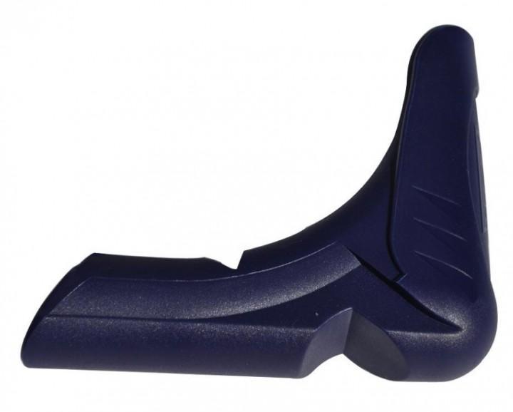 Crespo Fußwinkel blau für Dreibeinliegen