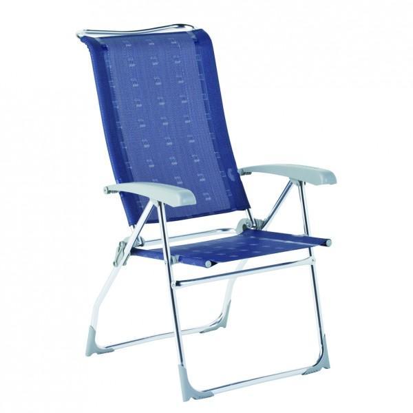 Dukdalf Campingstuhl Aspen blau