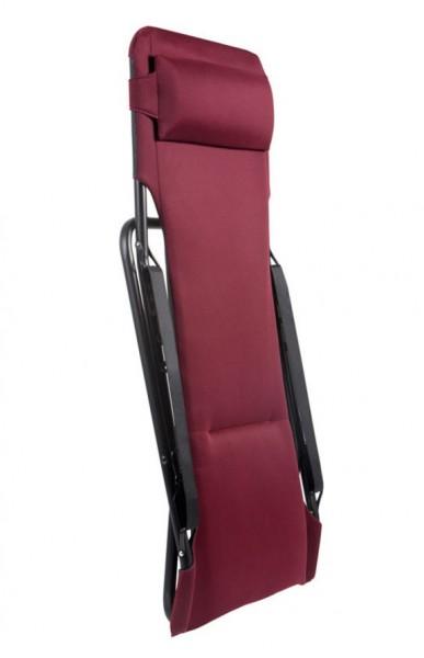 Lafuma Liegestuhl Transabed XL Plus Air Comfort bordeaux