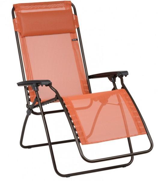 Lafuma Relaxliege R-Clip orange