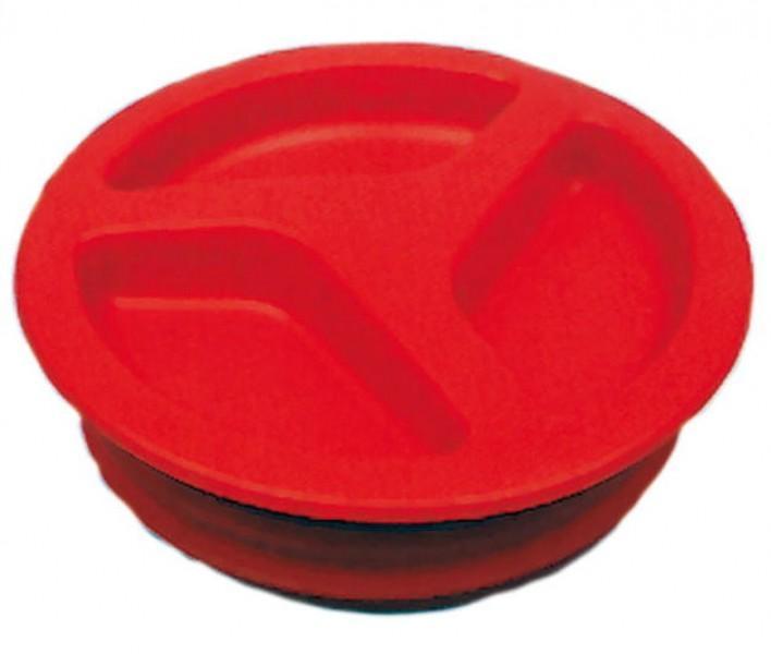 Einlassdeckel für Wassertanks rot 150 mm