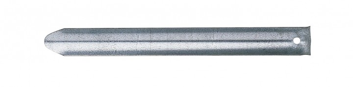 Relags Sandhering Stahlblech 30 x 3,4 cm