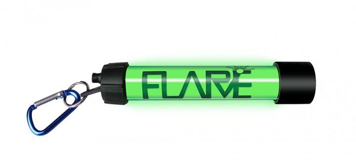 Proviz Leuchtstab Flare grün