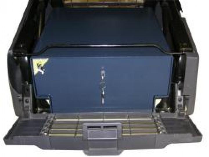 Mobil Safe Sitzsockelsafe Easy Fix X 250 Laptop mit elektronischem Schloss