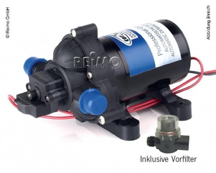 Carbest Druckwasserpumpe 12 Volt 10 Liter/min 2,8 bar