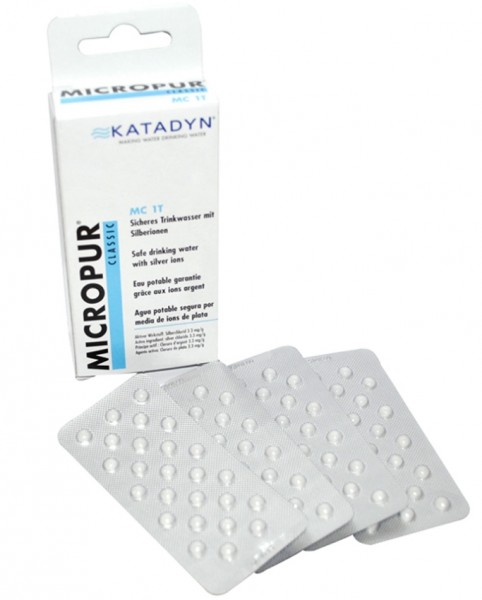 Micropur® MC 1T 100 Tabletten