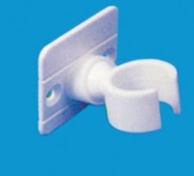 Wandhalter für Duschkopf Duett und Monomix weiß