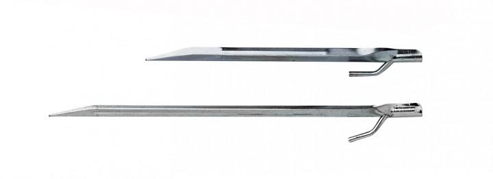Relags Metallhering 30 x 1,9 cm 6er Pack