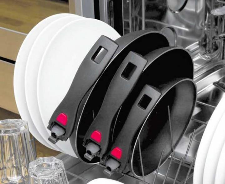 Aluminium Topfset 6 teilig