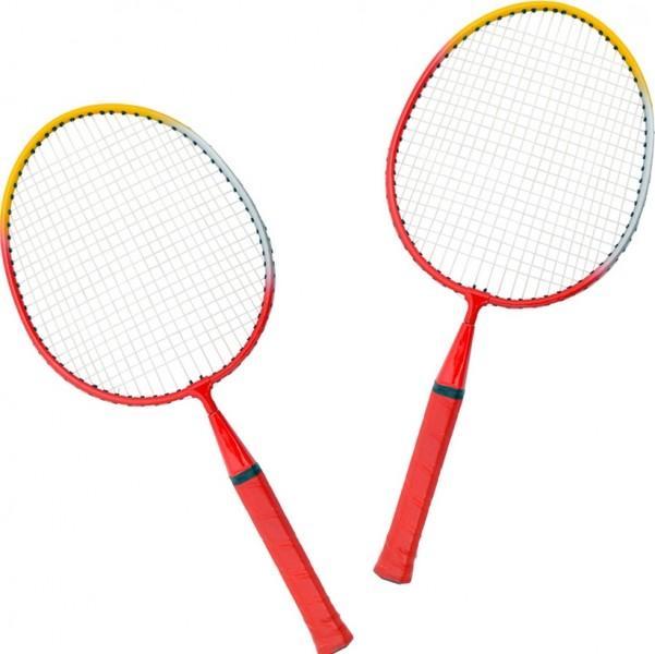 Kurzschaft-Badminton-Set