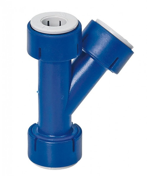 Y-Verbinder 12 mm UniQuick Trinkwassersystem