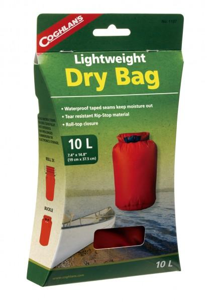 Coghlans Packsack 'Dry Bag' 10 L, 19 x 38 cm