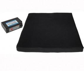 Pro Car Sitzheizkissen mit Akku schwarz