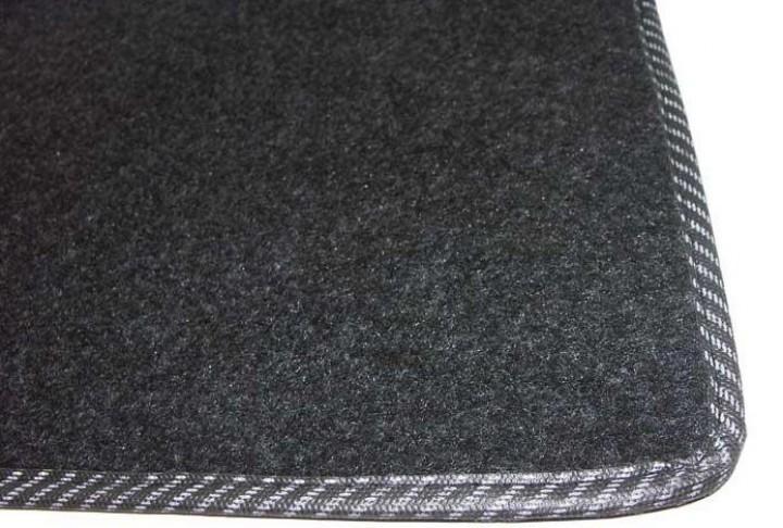 Fahrerhausteppich Ford ab 2006 Handbremse Mitte Basic