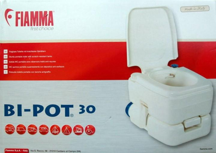 Fiamma Bi Pot 30 Campingtoilette