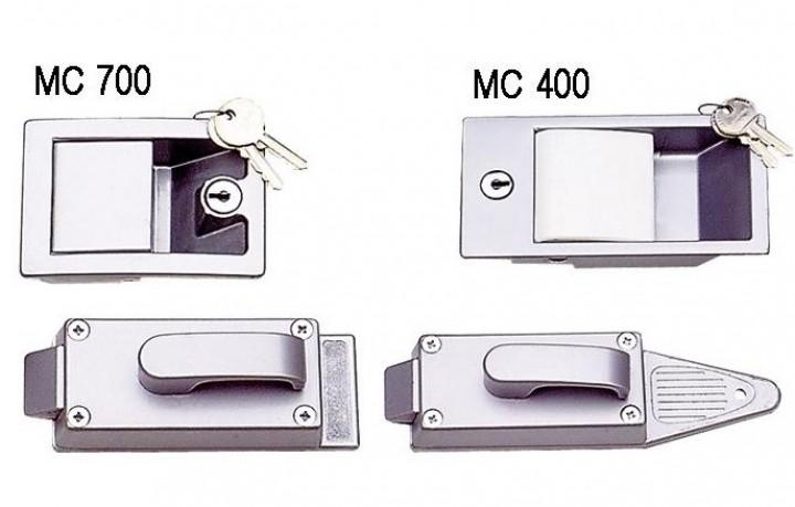 Metalltürschloss - MC 400