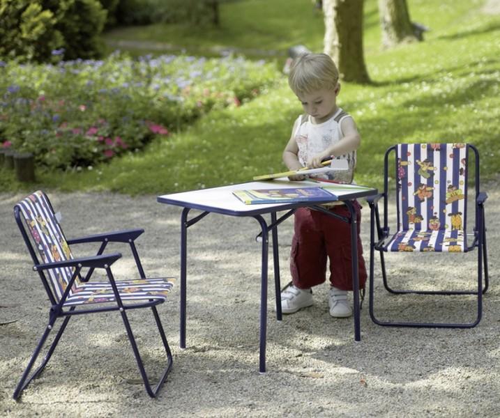 Camping Kinder-Möbelset