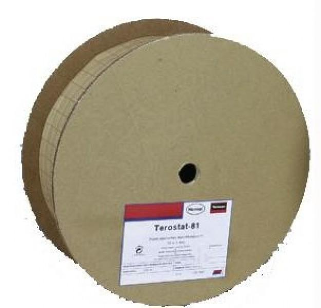 TEROSTAT-Dichtband TEROSTAT 81 25 x 1,5 mm schwarz 40 m