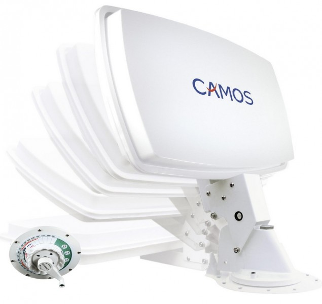 Sat-Antenne Camos Top Plus