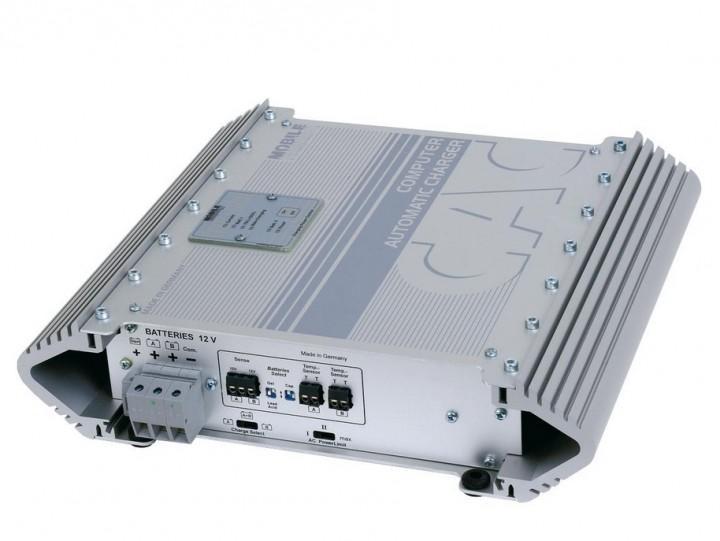 Duo-Automatik-Ladegerät MT 1215
