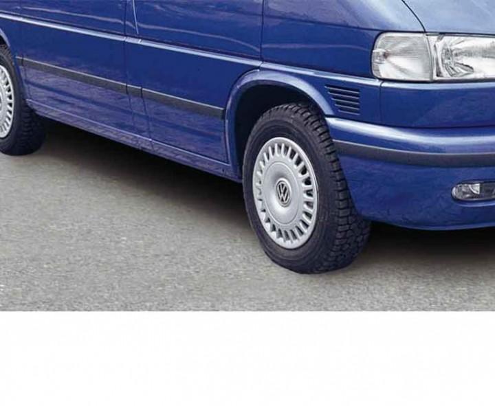 Flankenschutz VW T5 KR schwarz